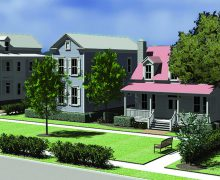 Residential development added to Legacy Park