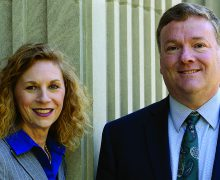 Spears named provost, Hixson-Wallace vice provost