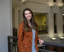 Everyday student: Abby Smith