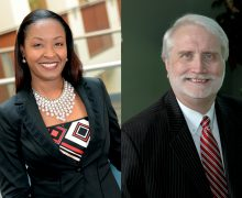 Board of trustees selects two