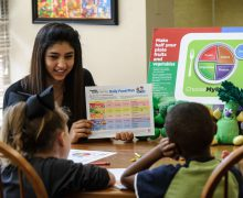 Child life degree earns endorsement