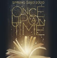 'Once Upon a Time' Spring Sing story