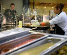 Chartwells chosen culinary provider