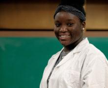 Everyday Student: Aliyah Muhammad