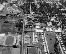 Harding 50 years ago