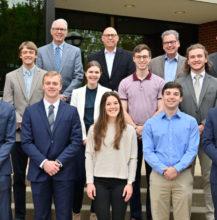 Fund teaches students stewardship