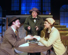 "Searcy Summer Dinner Theatre continues with ""The 39 Steps"""