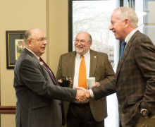 Archie Manning continues ASI Distinguished Lecture Series