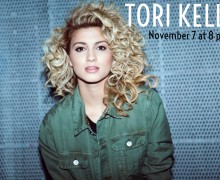 Tori Kelly to perform Saturday