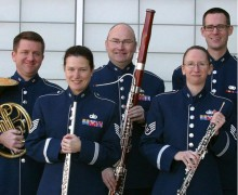 HU & Searcy High School to host USAF Band of Mid-America