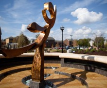 First Ladies Garden to be dedicated at Homecoming