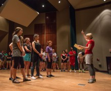 Summer Honor Choir to present free concert