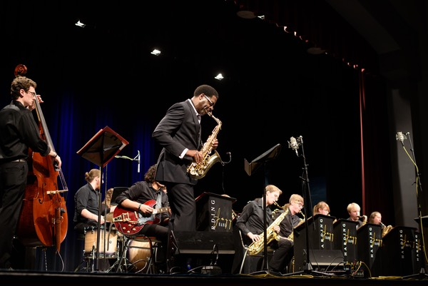Andrew Cook and the Jazz Band with Guest artist Brad Leali