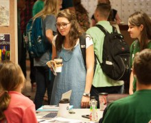 First organizations fair to be held Nov. 5