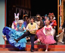 "Harding to present ""Singin' in the Rain"""