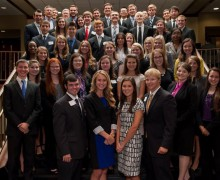 Accounting Society and CPE hosts inaugural Meet the Students event