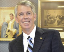 David Barton concludes ASI distinguished lecture series