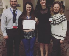 College of Pharmacy students win Generation Rx award