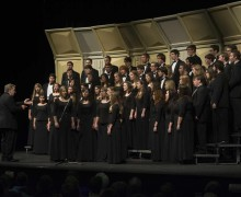 Music department to present choral concert