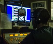KVHU radio wins award