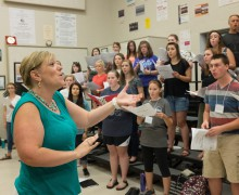 Summer Honor Choir to present concert