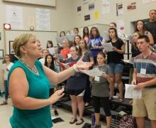 Summer Honor Choir to present concert
