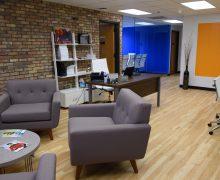 College of Business opens new entrepreneurship center