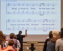 Speakers focus on holiness at 93rd annual Bible lectureship