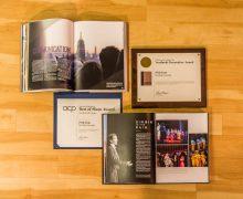 Petit Jean yearbook wins top award