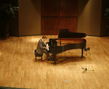 "Department of music hosts ""A Midwinter Night's Melody: Piano music inspired by literature"""