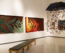 Retiring art professor presents artwork in campus show