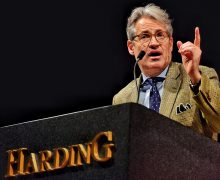 ASI Lecture Series continues with Eric Metaxas