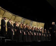 HU chorus to hold joint performance with Lipscomb University