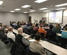 Center for World Missions hosts advisory council meeting with students