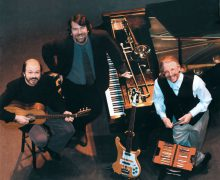 Chris Brubeck's Triple Play band to conclude Arts and Life Concert Series