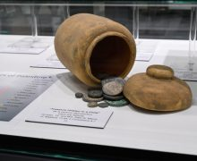 Archaeology museum opens on campus