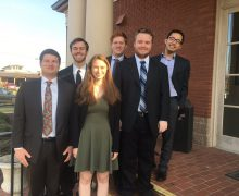 Business and engineering students win innovation award