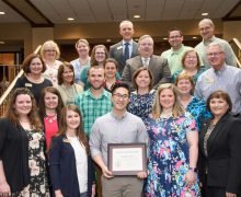 College of Pharmacy hosts honors, awards and scholarships luncheon