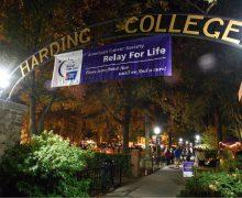 Harding University hosts annualRelayforLife