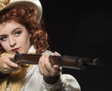 Theatre presents Homecoming musical 'Annie Get Your Gun'