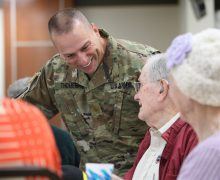 ASI to host Breakfast with a Veteran on Friday, Nov. 10