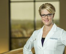 Alumna of physician assistant program nationally recognized