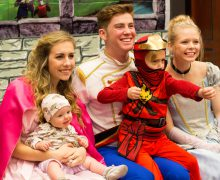 Women for Harding presents annual party with princesses and superheroes
