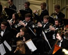 Department of Music to present several free student concerts in April