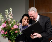 HU honors outstanding faculty and staff