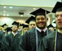Spring commencement to be held May 5