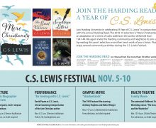 Harding celebrates 'A Year of C.S. Lewis' with festival, book donations