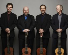 Grammy Award-winning Los Angeles Guitar Quartet performs as part of Harding University concert series