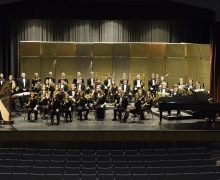 Wind Ensemble to perform final concert of the season