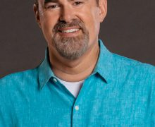 Filmmaker, best-selling author Alex Kendrick at Distinguished Lecture Series